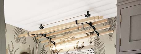 clothesmaid wooden airer
